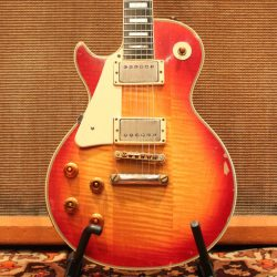 Vintage 1974 Gibson Les Paul Custom 20th Anniversary Left Handed