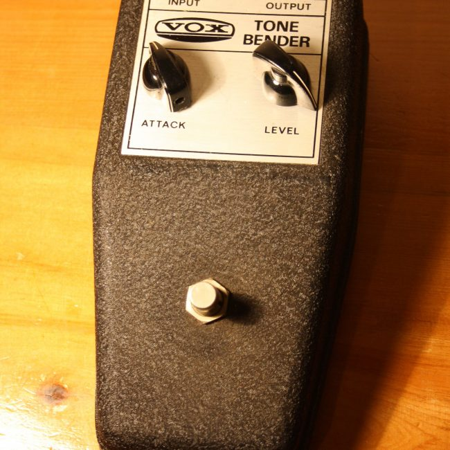 1968 Vox Tonebender
