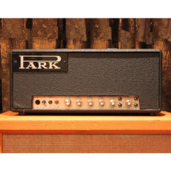 Vintage 1970 Park Marshall 75 Valve Amplifier Head