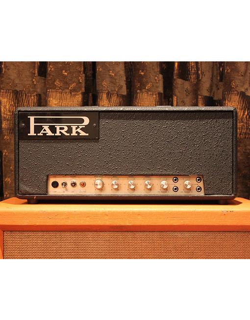 Vintage 1970 Park Marshall 75 Valve Amplifier Head