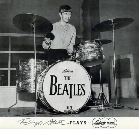 Ludwig Lover - A Drummers Love of Ringo Starr The Beatles