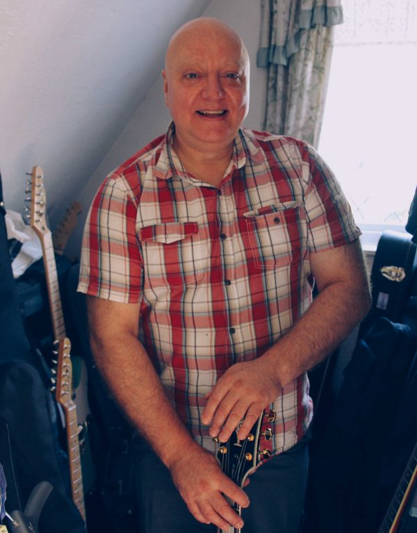The Music Locker Interviews Nottingham's Top Guitar Addict