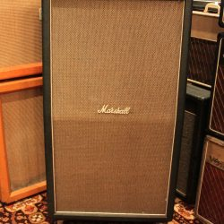 Vintage 1968 Marshall 8x10 Basketweave Amp Cabinet Ex Deep Purple