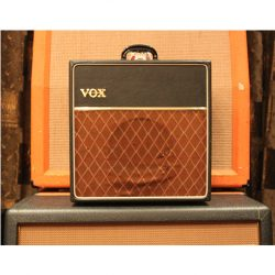 Vintage 1964 Vox AC4 Smooth Charcoal Valve Amplifier MINT