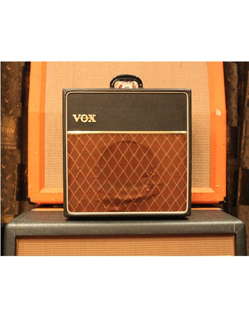 Vintage 1964 Vox AC4 Smooth Charcoal Valve Amplifier MINT -