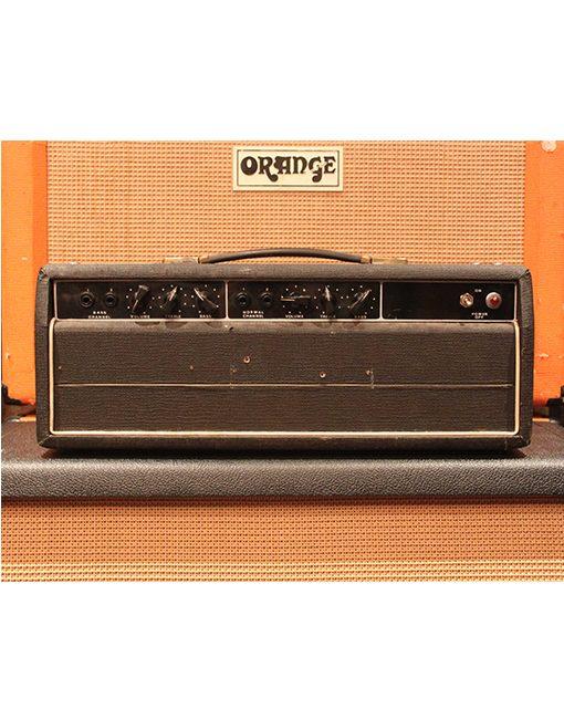 Vintage 1960s John Kelly 50w UK Valve Amplifier Head -