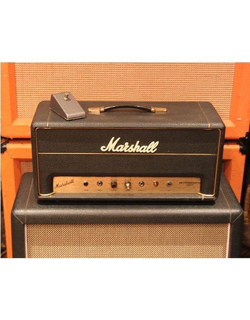 Vintage Marshall Reverberation Unit 2020 w/ Original Pedal