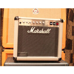 Vintage 1987 Marshall 2554 Silver Jubilee 1x12 Valve Amplifier Combo