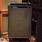Vintage 1968 Selmer Treble N' Bass 50 Reverb Leslie Model 16