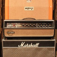 Vintage 1960s Carlsbro CS40-60 PA MK1 Valve Amplifier