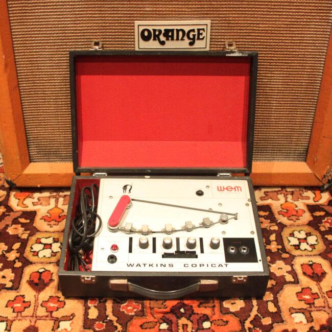 Vintage Watkins WEM Copicat MKIV Tape Echo Unit