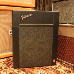 Vintage 1963 Selmer Futurama Bassist Major Piggyback Valve Amplifier