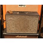 1967 Selmer Vanguard Black Silver 15w Valve Amplifier