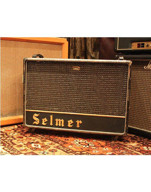 Vintage 1963 Selmer Truvoice Twin Thirty 2x12 Valve