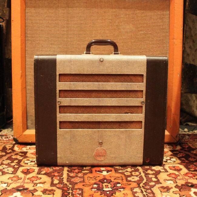 Vintage 1955 1956 Selmer RSA Truvoice TV15 Valve Amplifier Goodmans