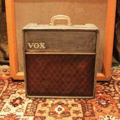 Vintage 1961 Vox AC10 Fawn 'Thin Edge'