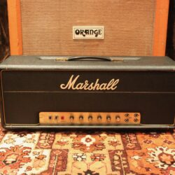 Vintage 1970 Marshall JMP Super Lead 100w Plexi Valve Amplifier