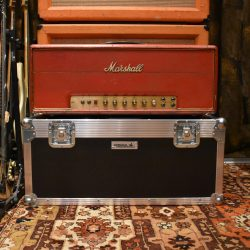Vintage 1971 Marshall JMP Super Bass Red 100w Valve Amplifier