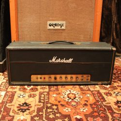 Vintage 1969 Marshall JMP Super Lead Plexi 100w Valve Amplifier