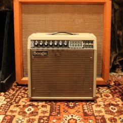 Vintage 1979 Mesa Boogie Mark II A Blonde Combo