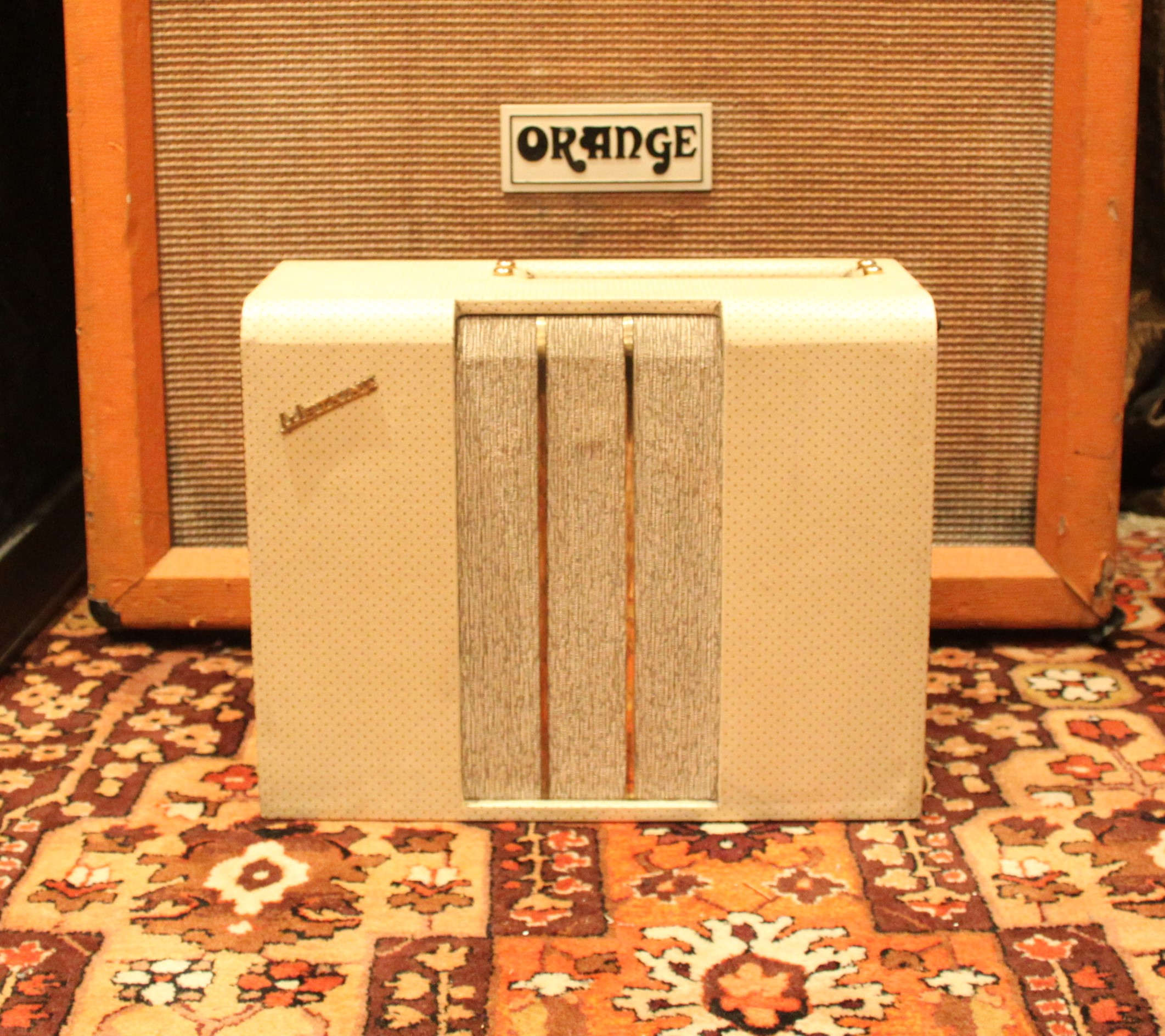 1956 Watkins Clubman Valve Guitar Amplifier w/ Original Cover