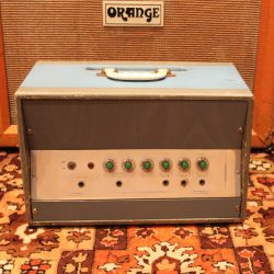 Vintage 1950s Grampian Vibromajor Valve Amplifier Head