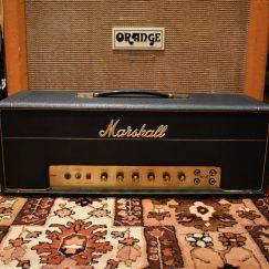 Vintage 1968 Marshall JMP 50 Plexi 50w Amp