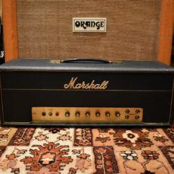 Vintage 1968 Marshall JMP 50 Plexi Valve Amplifier Head