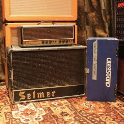 Vintage 1964 Selmer Truvoice Bassmaster Fifty 50
