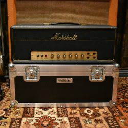 Vintage 1969 Marshall JMP 50 Valve Amplifier Head Original
