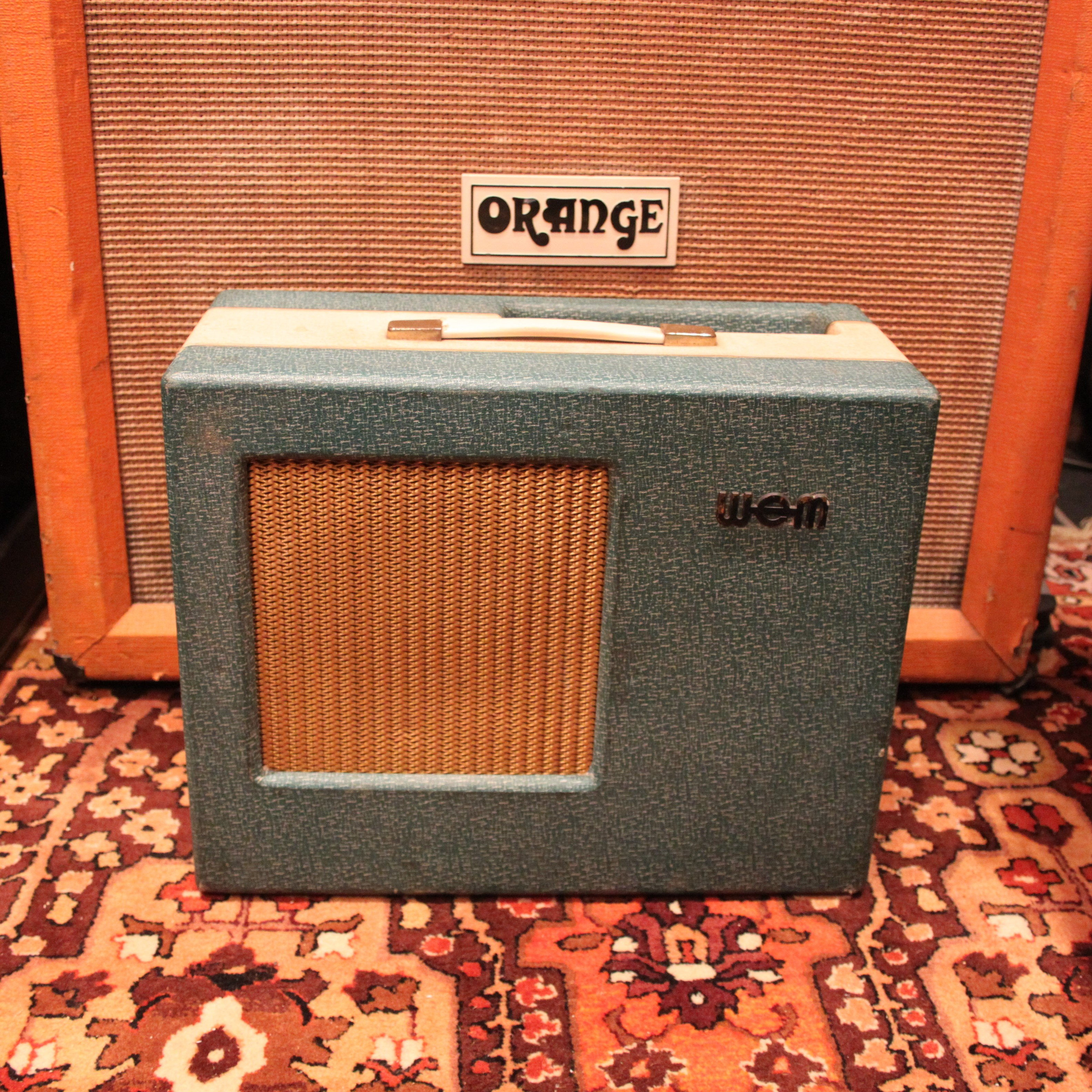 Vintage 1964 Watkins Westminster 10 Watt Amplifier SERVICED