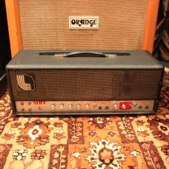 1970s Laney Klipp 100w UK Valve