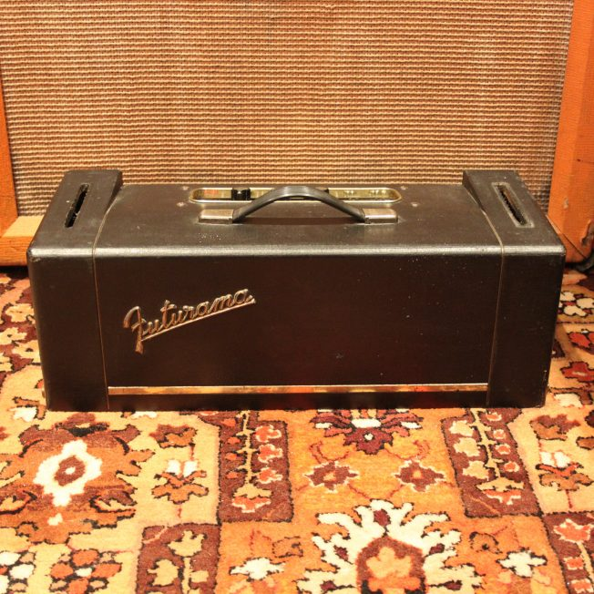 Vintage 1963 Selmer Futurama Bassist Minor Amplifier Hessy Beatles SERVICED
