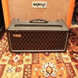 Vintage 1975 Vox AC50 Dallas Era Valve Amplifier Head