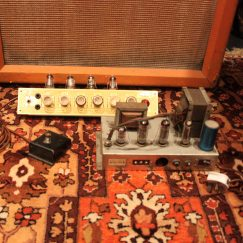 Vintage 1950s Selmer Truvoice Stadium TV19/T Chassis