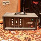 Vintage 1970s Selmer Treble 'N' Bass 50 SV Black