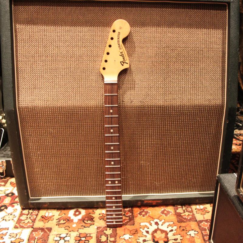 Vintage 1969 Fender Stratocaster Rosewood Maple 4 Bolt Neck Hendrix