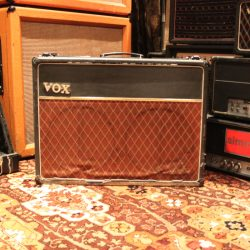 Vintage 1964 Vox AC30 Treble Valve Amplifier Factory Top Boost