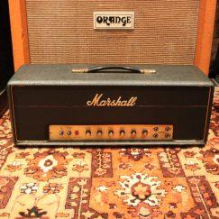 Vintage 1969 Marshall JMP 50 Plexi 50w Amp