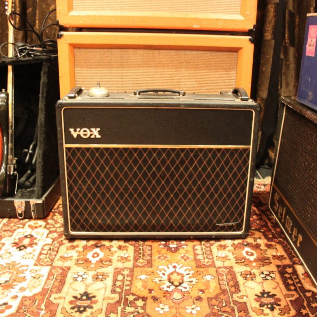 1965 Vox AC30 Tube Amp w/ Factory Top Boost