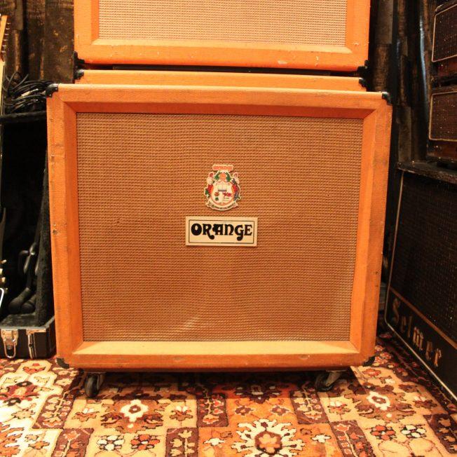 Vintage 1977 Orange OR80R 2x12 Combo Amp