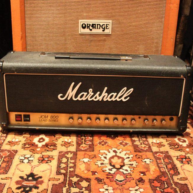 1987 Marshall JCM800 Lead Series 2210 100w Amplifier Head SERVICED