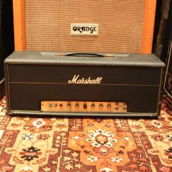 1969 Marshall JMP Super Bass 100w.