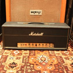 Vintage 1969 Marshall JMP 1992 Super Bass 100w Valve Amplifier