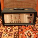 Vintage 1973 Selmer Treble 'N Bass Fifty 50 SV Valve Amplifier Head SERVICED