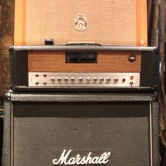 Vintage 1972 Vampower MK1B Amplifier Marc Bolan T.Rex