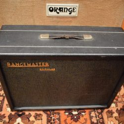 Vintage 1960s Dallas Rangemaster Popular Model 526 Valve Amplifier
