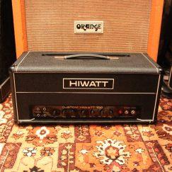 Vintage 1970 Hiwatt DR103 Custom 100