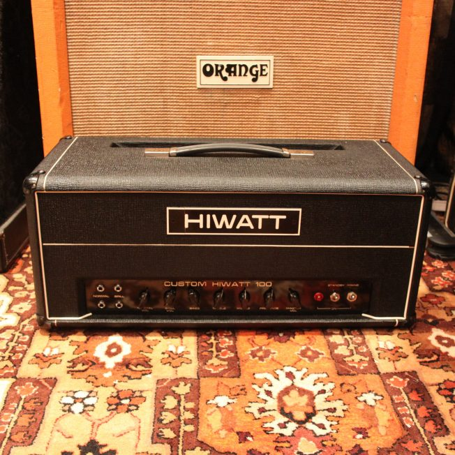 Hiwatt Vintage 100