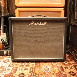 Vintage 1973 Marshall 2045 Lead Bass Organ 2×12 Speaker Cabinet